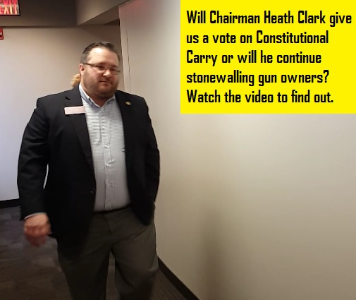 Video – Heath Clark Speaks