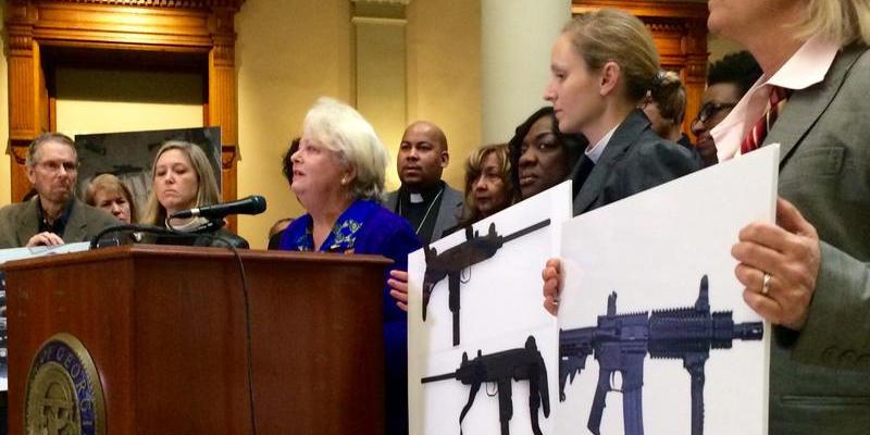 Georgia Gun Control Bill Introduced – HB 651