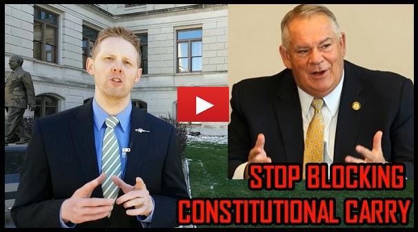 Constitutional Carry - TAKE ACTION
