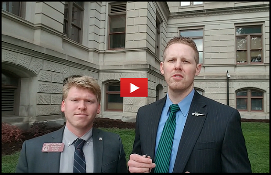 Video: Gun Update from the State Capitol