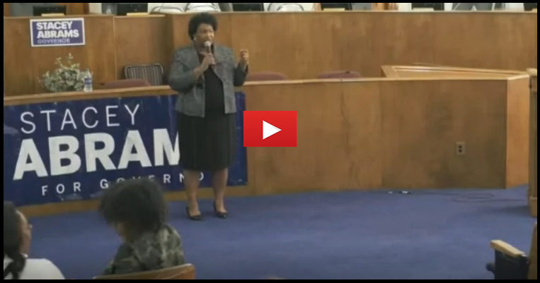 Video: Abrams Calls for Gun Ban