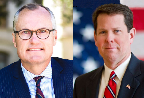 Cagle and Kemp Push Aside Gun Owners