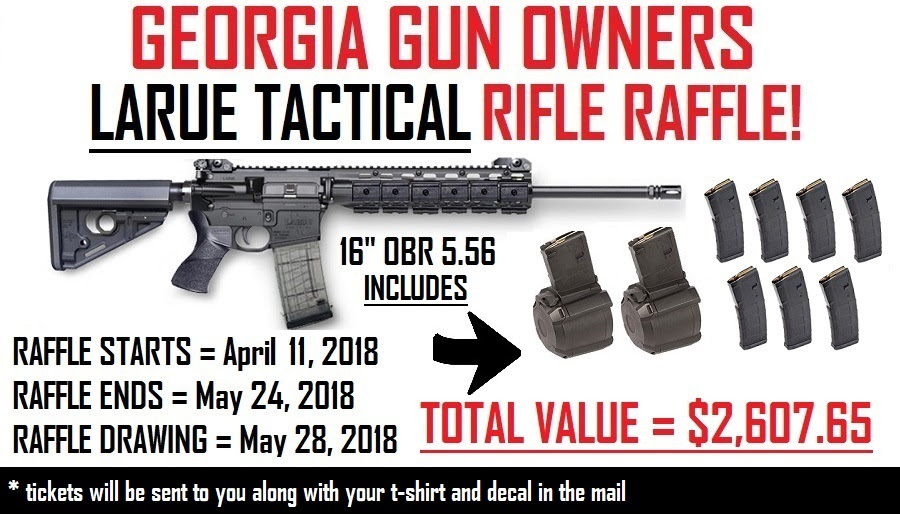 AR-15 Raffle Happening Now!