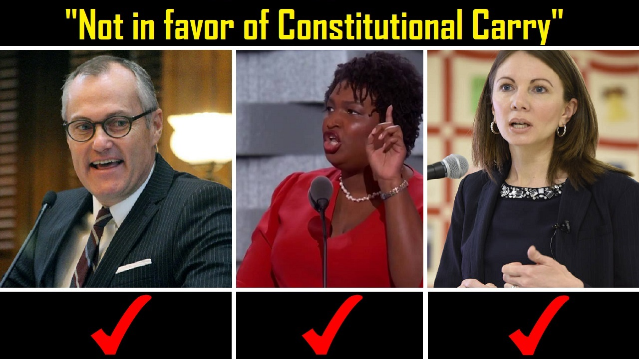 Creepy Casey Cagle OPPOSES Constitutional Carry