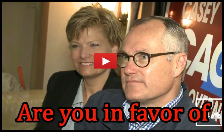 Casey Cagle Caught On Video