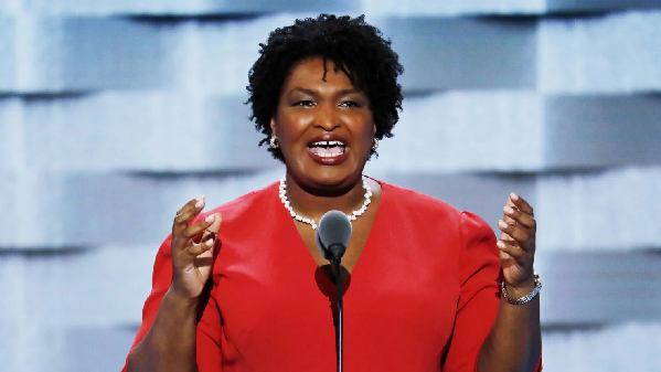 "Stacey Abrams: Civilians Cannot Possess ""Assault Weapons"""