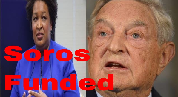 George Soros Giving Big Money to Stacey Abrams