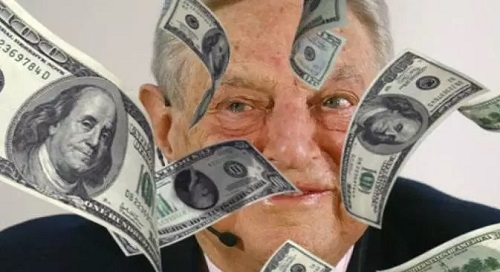 George Soros Cuts Another $1 Million Check To . . .