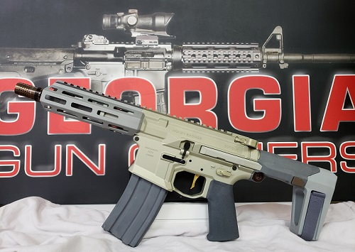 "GGO Announces New Gun Raffle Sponsored By ""Q"""